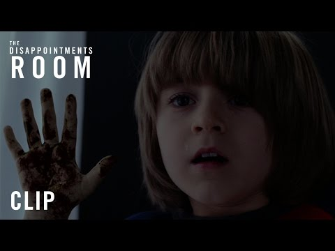 The Disappointments Room  Hands
