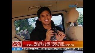 Double car-raid with Jason Abalos and Jason Francisco