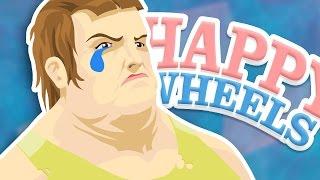 SADDEST MOMENT EVER!! | Happy Wheels