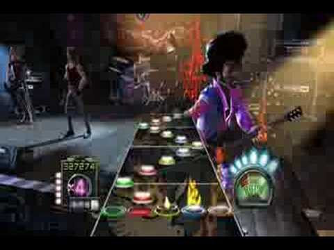 DragonForce - Valley of the Damned (Guitar Hero) *AUTOPLAY*