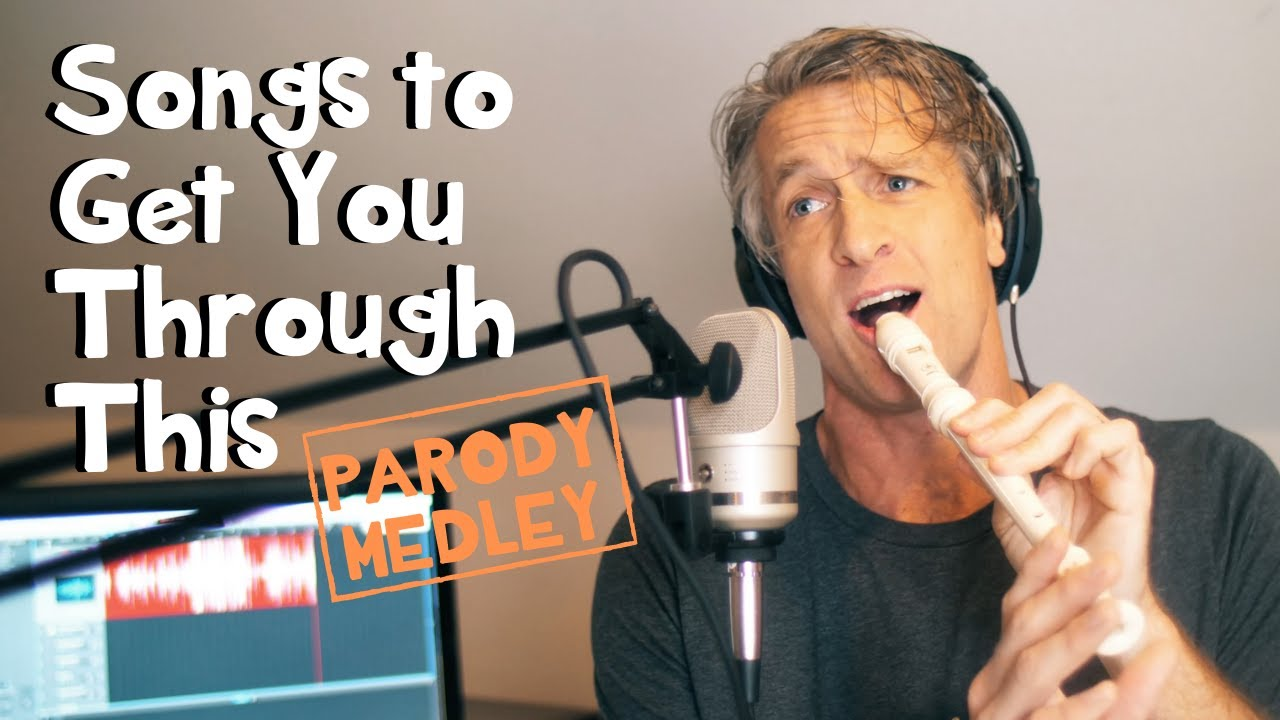 Songs For Social Distancing Parody Medley Youtube