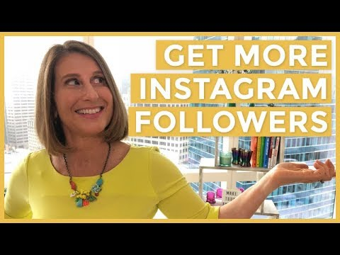 Ways to Get More Instagram Followers in 2018