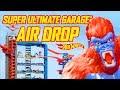 Super Ultimate Garage Air Drop | Hot Wheels