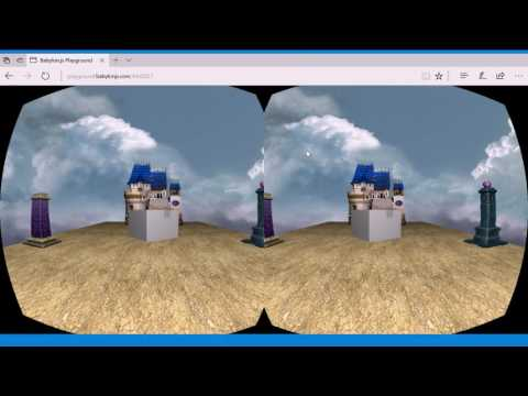 WebVR: Adding VR to Your Web Sites and Web Apps