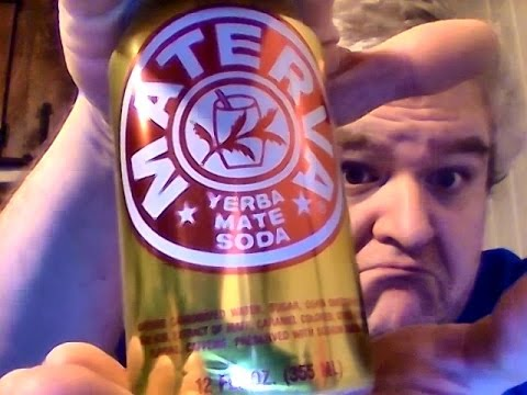 Materva Verba Mate Soda (Cuban Herbal Soda)