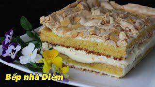 Verdens Beste Kake - Chiếc bánh ngon nhất thế giới | Bếp Nhà Diễm |