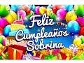 Feliz Cumpleaños Sobrina – Tarjetas para un Cumpleaños Gratis | Etiquetate.net