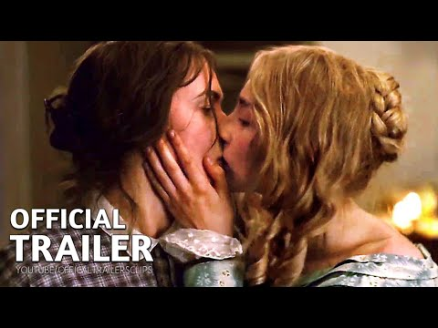 AMMONITE Official Trailer (2020) | Saoirse Ronan | Kate Winslet Movie