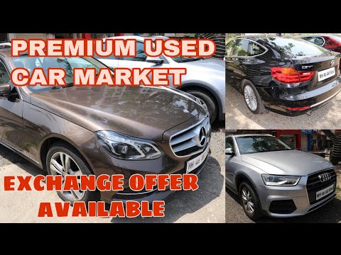 Luxury Cars In Less Then Half Price | Audi, Mercedes , BMW | Fahad Munshi |