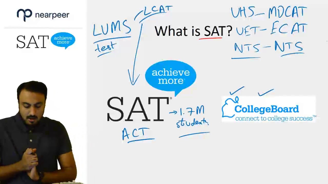 The New SAT English (for LUMS Preparation 2018)- NearPeer Online