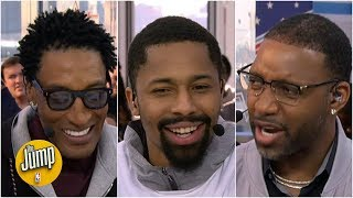Spencer_Dinwiddie_reacts_to_Tracy_and_Scottie_doubting_he'll_win_the_Skills_Competition_|_The_Jump