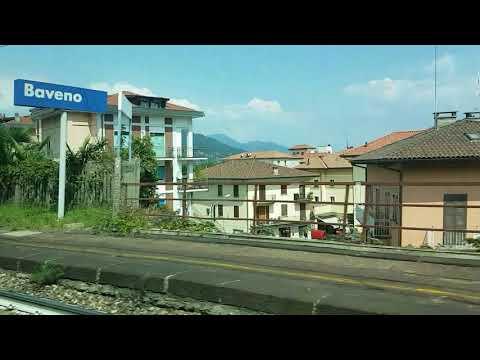 Da Stresa a Verbania su Trenitalia