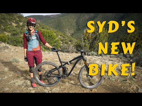Jamis Portal FIRST LOOK - Syd's New Bike!