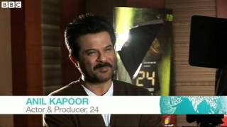 Bollywood star Anil Kapoor launches India's version of 24