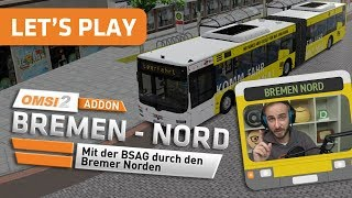 BÖHMERMANN LET'S PLAY: OMSI2 – Bremen-Nord Add-On