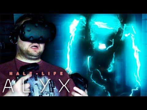 ЭЛЕКТРИЧЕСКИЕ СОБАКИ ► Half-Life: Alyx #8