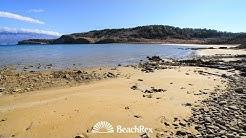 beach Podšilo, Lopar, island Rab, Croatia