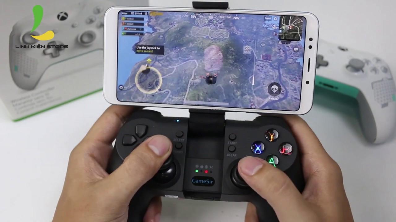 Fix ban mới: Chơi PUBG mobile bằng tay cầm Gamesir, Ipega, Mocute… trên Android không ban 100%