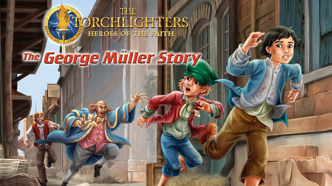 Download The Torchlighters: The George Müller Story (2019) | Full Episode | Stephen Daltry | Alison Pettitt