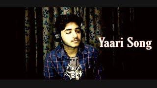 Yaara Teri Yaari - Rinosh   Rahul Jain   Unplugged Karaoke Cover