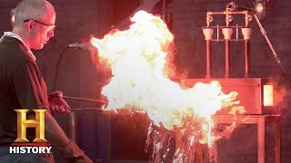 Forged in Fire: Bonus - Wil Willis on the Principles of Forging (Season 4) | History