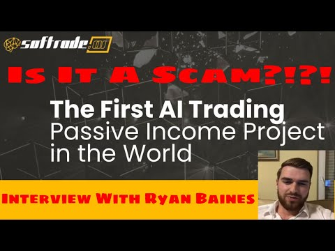 Softrade AI💯Passive Income – CEO Ryan Baines Shows Trading Proof & FXBook Revealed Must See❗❗