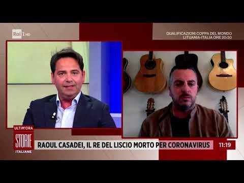 Il contagio Covid in famiglia  - Storie Italiane 31/03/2021