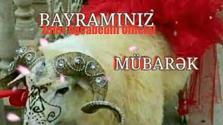 Qurban Bayrami Haqqinda Super Video Youtube