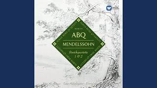 String Quartet No. 2 in A Minor, Op. 13: Adagio - Allegro vivace