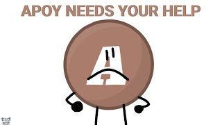 APOY Needs Your Help