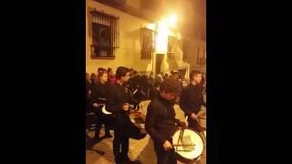 semana santa 2015 Tambores de la salud Loja(Granada)