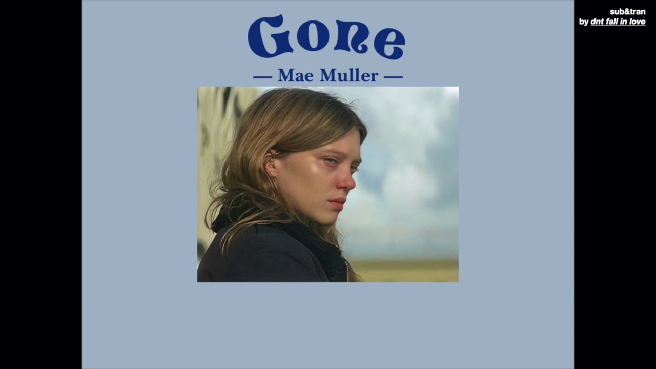 Download [THAISUB] Mae Muller - 'Gone (Rosé cover) แปลเพลง