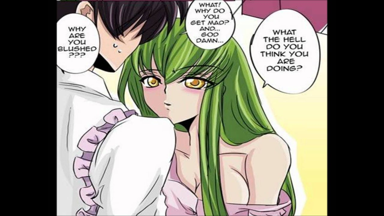 The code geass cecile hentai