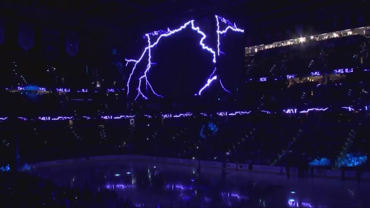 Lightning Fans Excited To Get Back To Amalie Arena Youtube