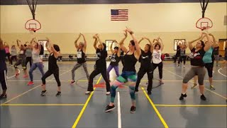 Gambar cover Chaiyya Chaiyya (Bombay Dreams) / A.R. Rahman  Bollywood Dance Fitness Routine by Jilly Zumba