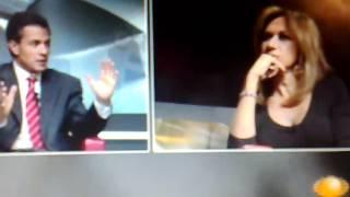 Peña Nieto hablando de el hijo que tiene con Maritza Diaz Hdz sin palabras!!!
