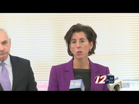 Raimondo, Reed calling for more prevention of gun violence
