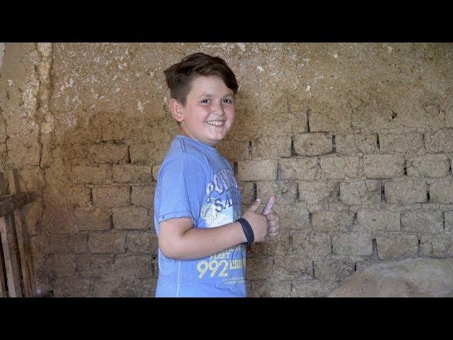 Pomoć porodici Perić iz sela Blizonje - Srbi za Srbe