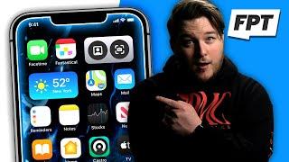 iPhone 12 - WHOA! ALL NEW HOMESCREEN!