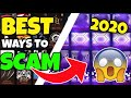 EXPOSING THE BEST WAYS TO SCAM IN ROCKET LEAGUE [2020] AND HOW TO AVOID THEM