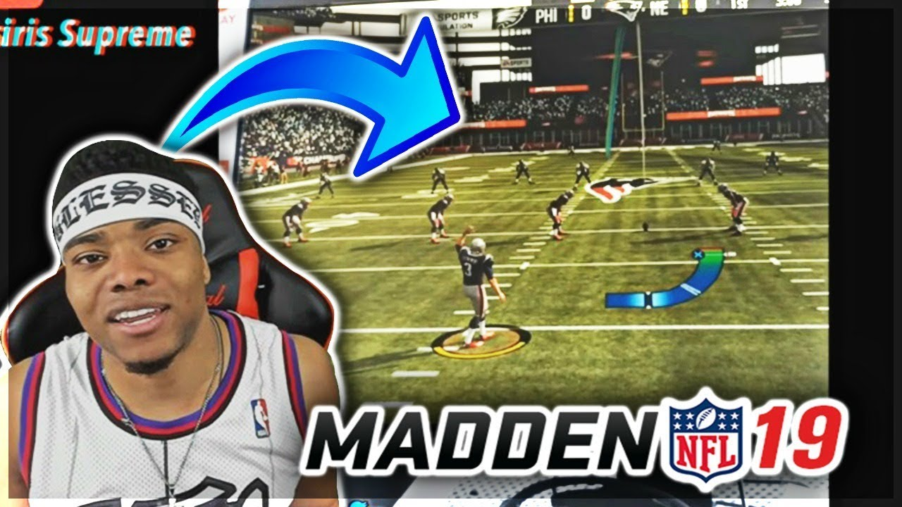 MADDEN 19 LEAKED GAMEPLAY THOUGHTS AND OPINION..& PLAYING NBA 2k19 NEXT YEAR?!