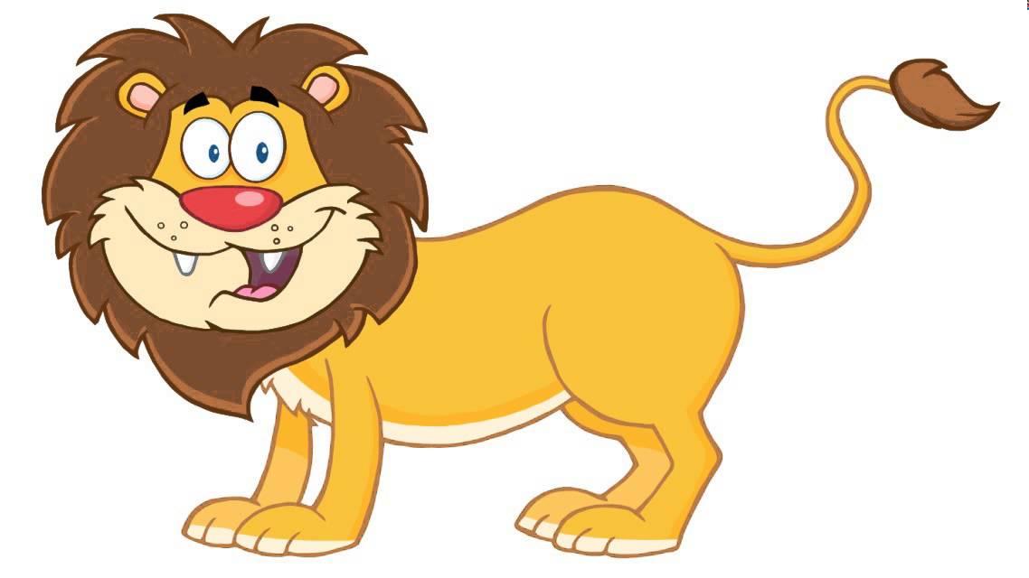 Como desenhar um leão dos desenhos animados youtube