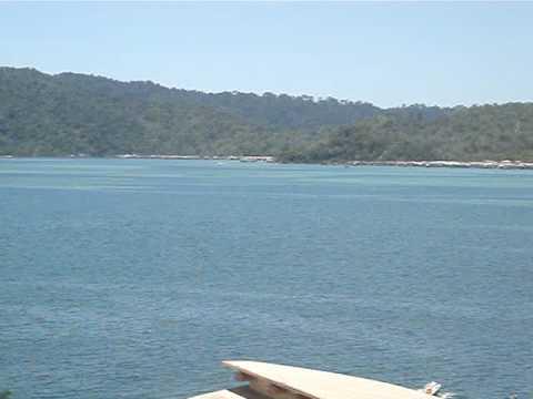 Kota Kinabalu waterfront view @ Warisan Square
