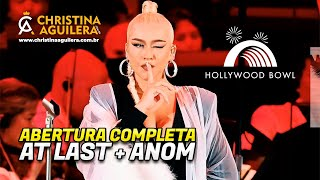 Christina Aguilera - At Last + Ain't No Other Man (Hollywood Bowl com LA Phil 17/07) Multicameras
