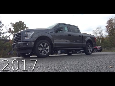 2017 Ford F150 XLT Review 5.0 V8 (Sport Package) in 4K | AutoVlog