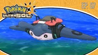 Pokémon Ultra Sol Ep.7 - UNA NUEVA ZONA DE ALOLA Y UNA NUEVA POKEMONTURA!