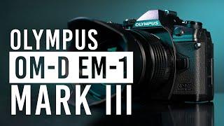 Olympus OM-D E-M1 Mark III & M.Zuiko 12-45mm f/4 PRO Lens | First Look