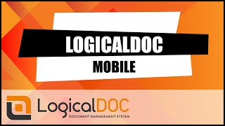 LogicalDOC Mobile Android app