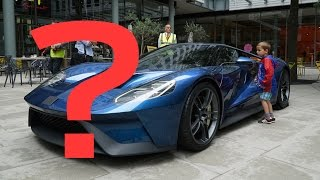 The supercar in front is a... ? thumbnail