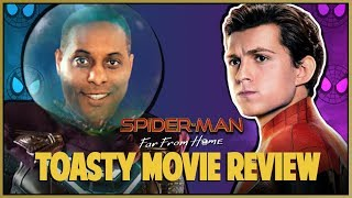 SPIDER-MAN FAR FROM HOME MOVIE REVIEW - Double Toasted
